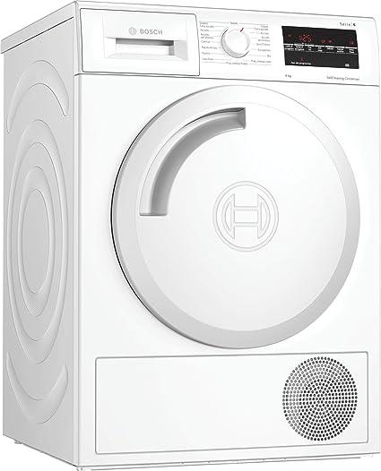 Bosch WTW83449II Serie 6 - Secadora (9 kg, clase A++, con ...
