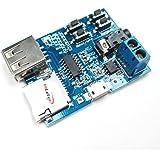 HiLetgo TFカード Uディスク Mp3デコーダ モジュール デコーダボード 無損失デコード 増幅器 [並行輸入品]