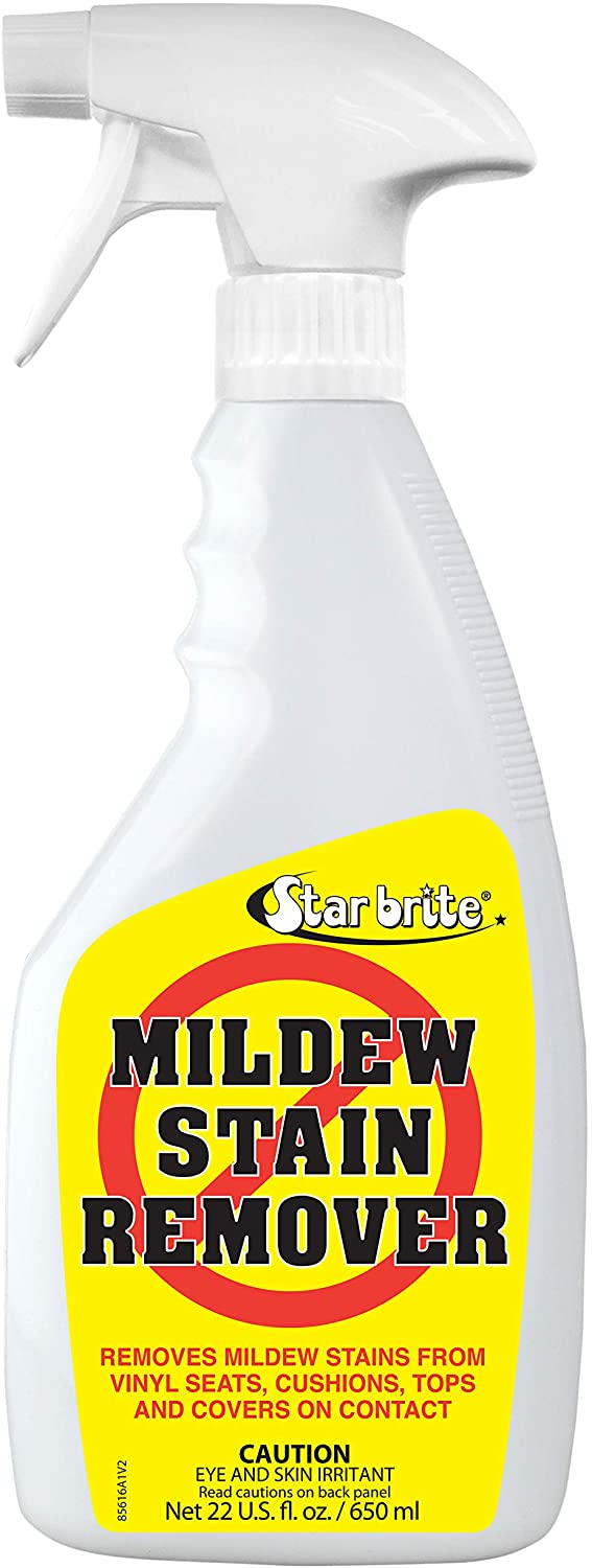 Star brite Mildew Stain Remover - 22 OZ Sprayer