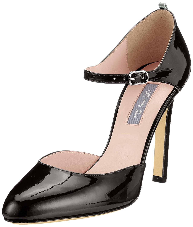 SJP by Sarah Jessica Parker Campbell, Zapatos con Tacon y Correa de Tobillo para Mujer
