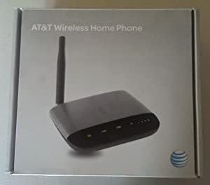 ZTE WF721 AT&T Wireless Home Phone Base