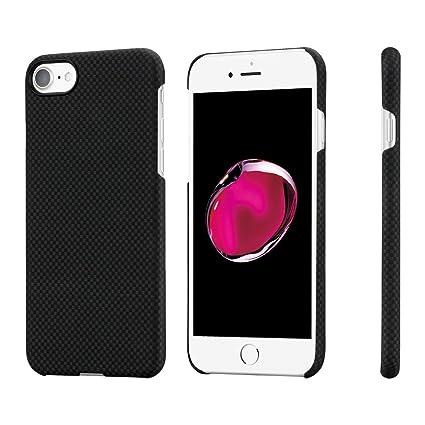 Perfekt Minimalist IPhone 7 Case,PITAKA Aramid Fiber [Real Body Armor Material]  Phone Case