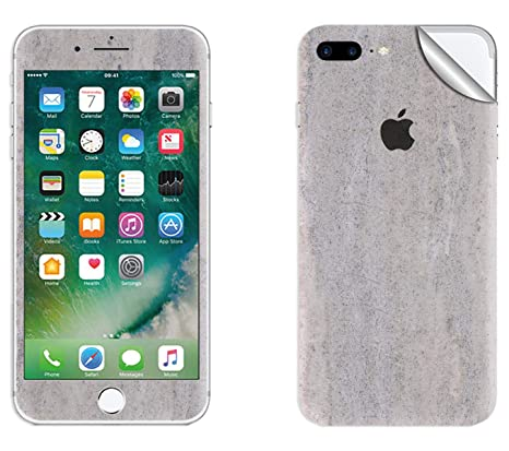 huge selection of a2a09 09577 DBRAND Concrete 3M Skin for Apple iPhone 8 Plus: Amazon.in: Electronics