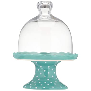 The Pioneer Woman Flea Market Mini Floral Cupcake Stand with Lid (1)