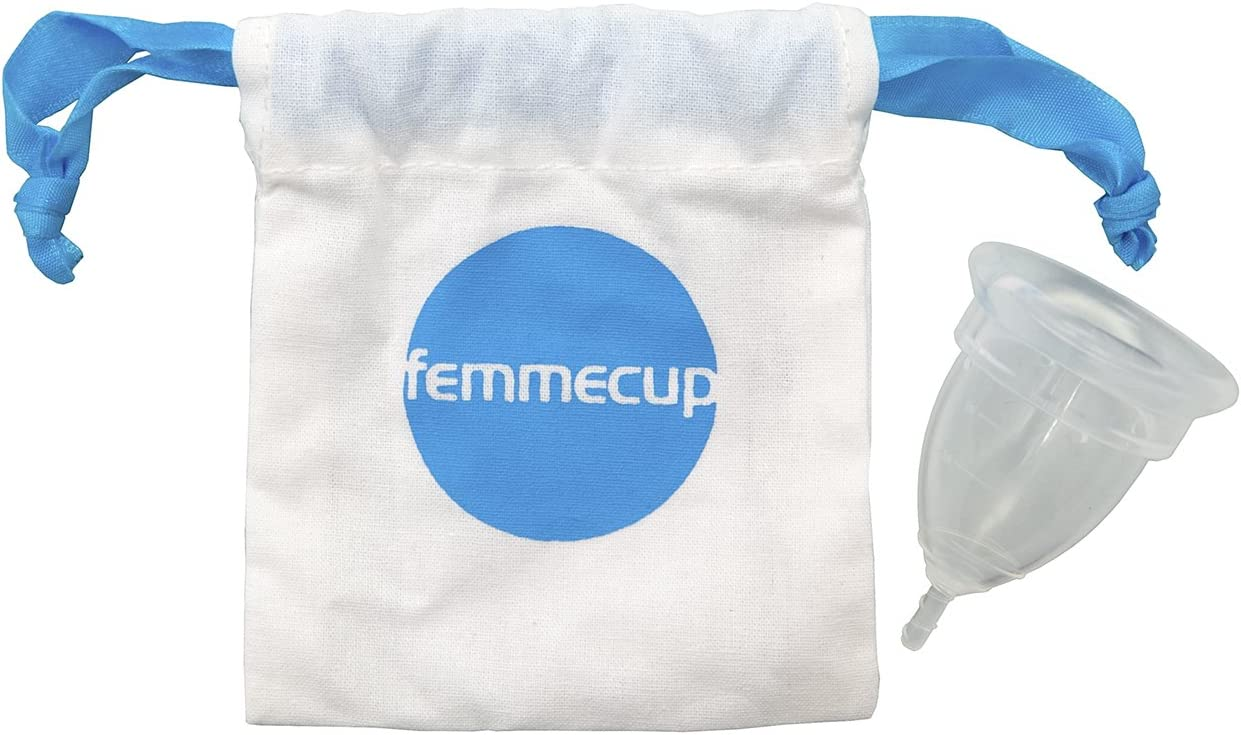 Femmecup - FEM001 - copa menstrual reutilizable