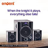 Envent Deejay Knight (With BLUETOOTH) - 2.1 TRUEWOOD Multimedia Speaker