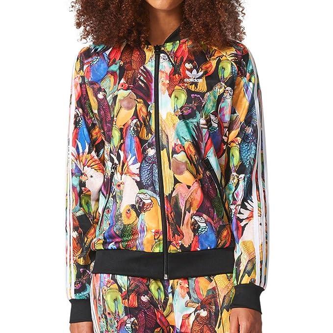 adidas originals passaredo track jacket multicolor