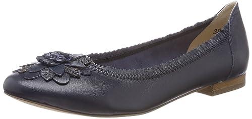 Complementos Mujer Caprice Bailarinas Zapatos es 22103 Y Amazon Para qqvz6