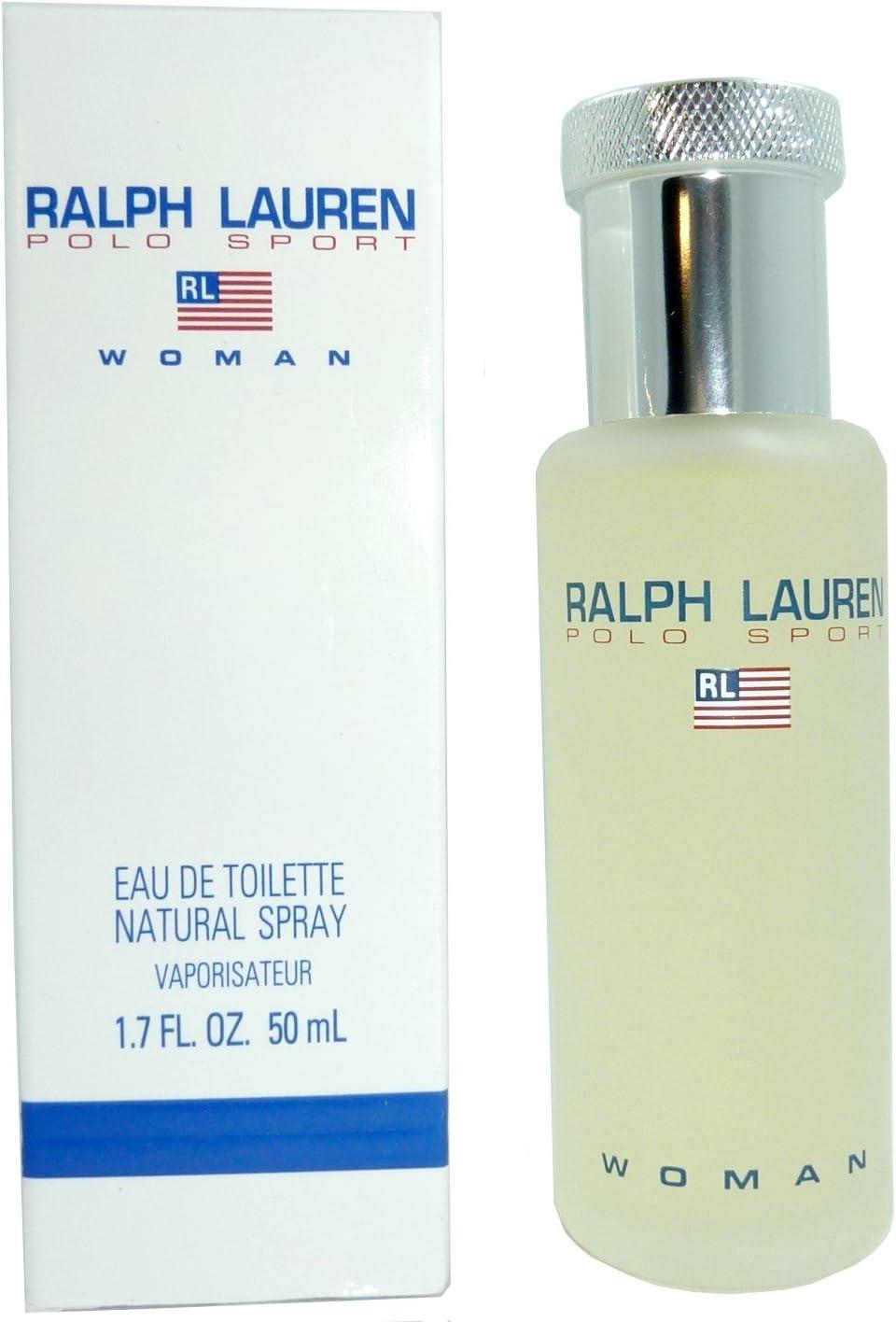 Ralph Lauren Polo Sport Eau de Toilette 50ml Vaporizador: Amazon ...