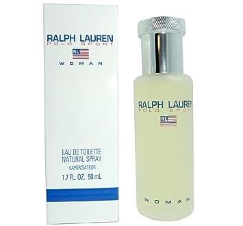 Amazon.com   Polo Sport FOR WOMEN by Ralph Lauren - 1.7 oz EDT Spray   Eau  De Toilettes   Beauty 35c9e28bf