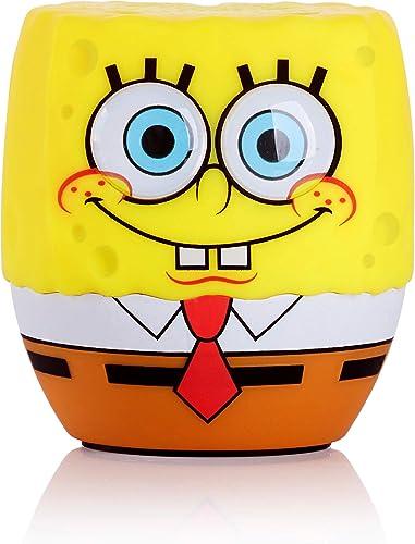 Bitty Boomers Nickelodeon Spongebob Squarepants Bluetooth Speaker