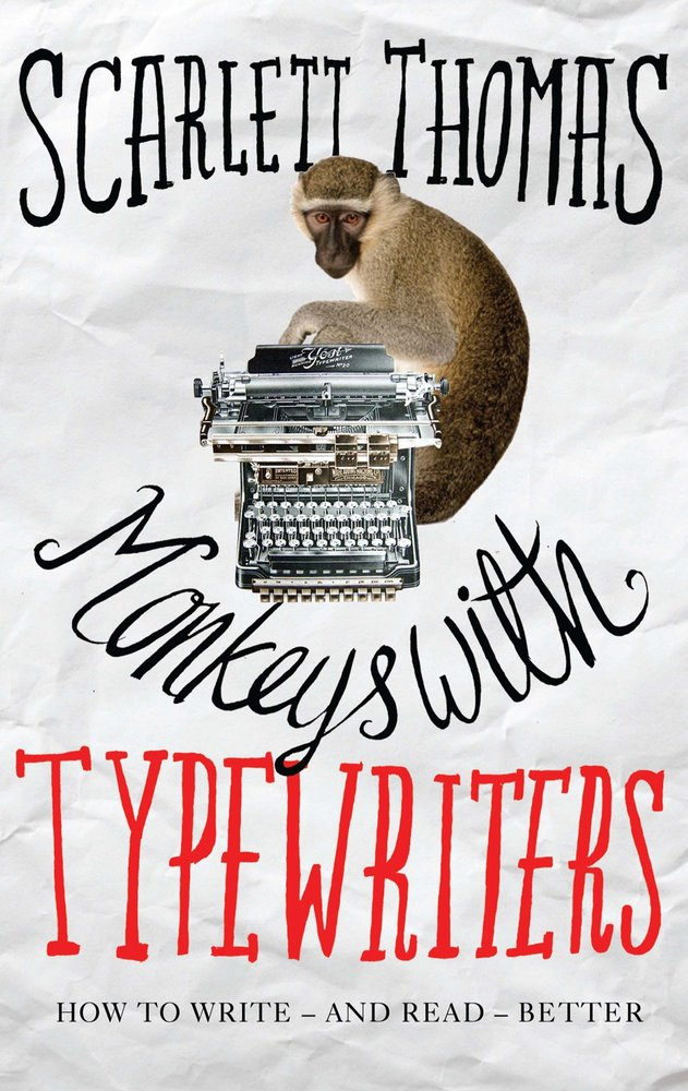 Image result for monkeys with typewriters book
