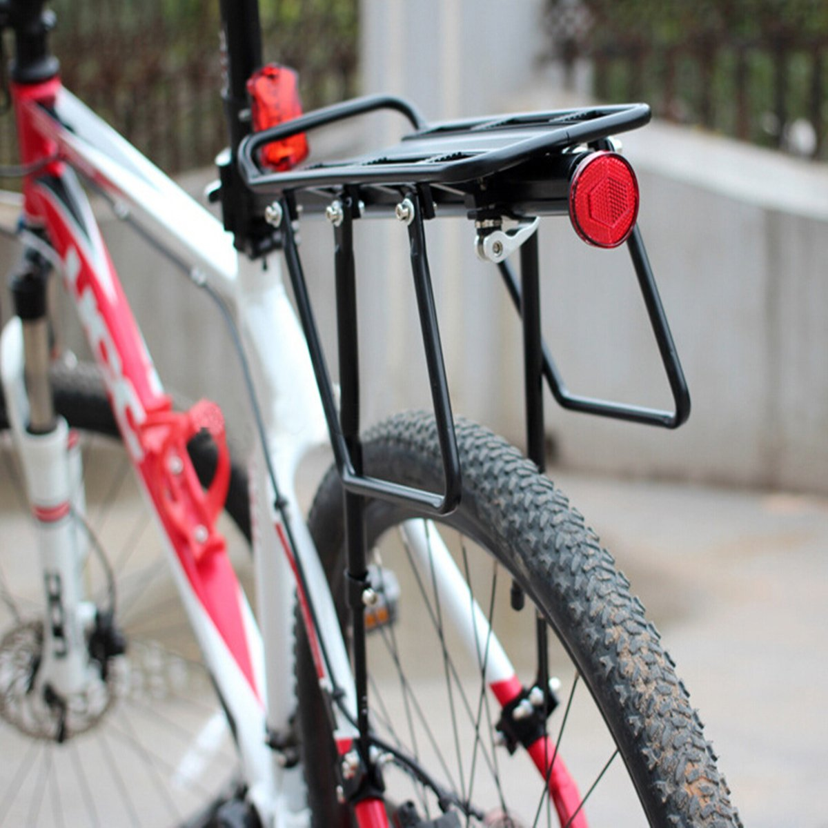 QOJA bikight mountain mtb bike fast disassembly aluminum alloy by QOJA (Image #2)