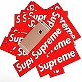 Supreme Stickers - 10 Piece Supreme Stickers