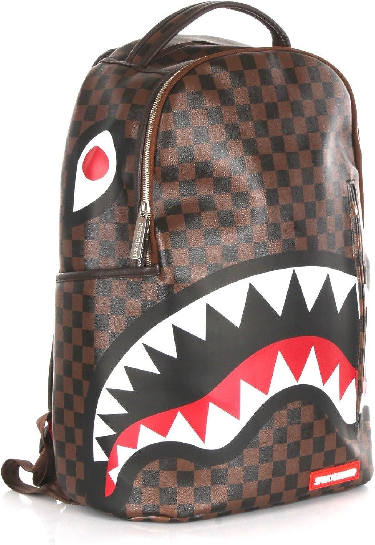 Sprayground Sharks In Paris Backpack Amazon Co Uk Clothing
