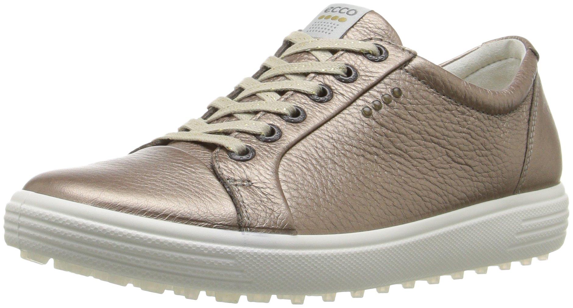 ECCO Women's Casual Hybrid Golf Shoes, Grau (1375WARM Grey), 3 UK