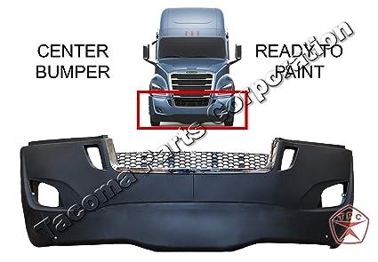Amazon com: Freightliner Cascadia 2017-up | Full Front Bumper | Fog