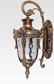 Lampada crostacei del Mediterraneo pastorali americano europeo della sirena luci specchio parete del corridoio bagno prima di coricarsi