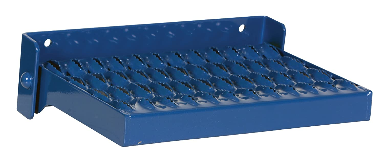 10-1//4 Depth 14-11//16 Width 350 lbs Capacity 14-11//16 Width 10-1//4 Depth Vestil Manufacturing Corp Vestil SFS-149 Manual Serrated Fold Up Step Steel
