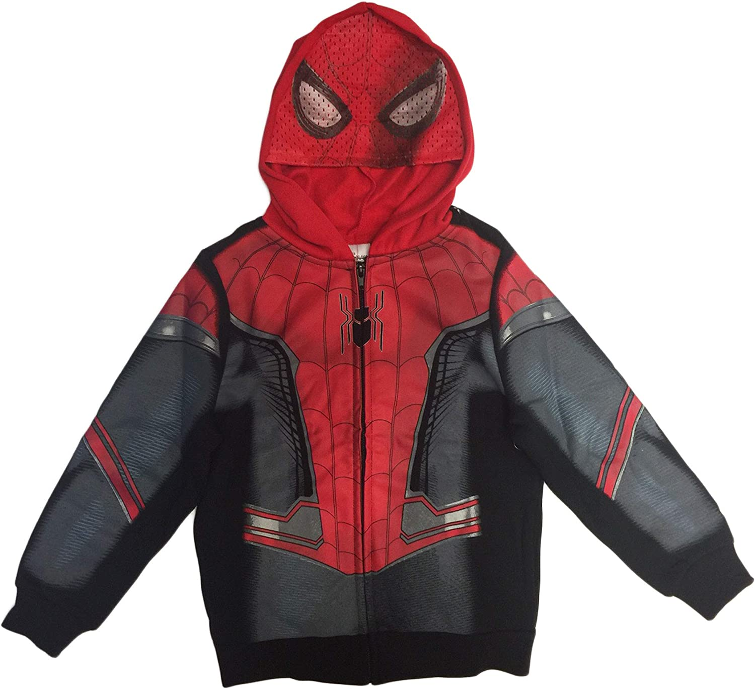 Spider-Man Far from Home Little & Big Boys Costume Hoodie