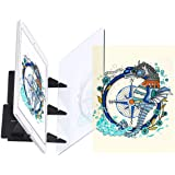 Optical Drawing Board, Sketch Wizard Tracing Drawing Board Drawing Projector Optical Painting Board Sketching Tool Kids…