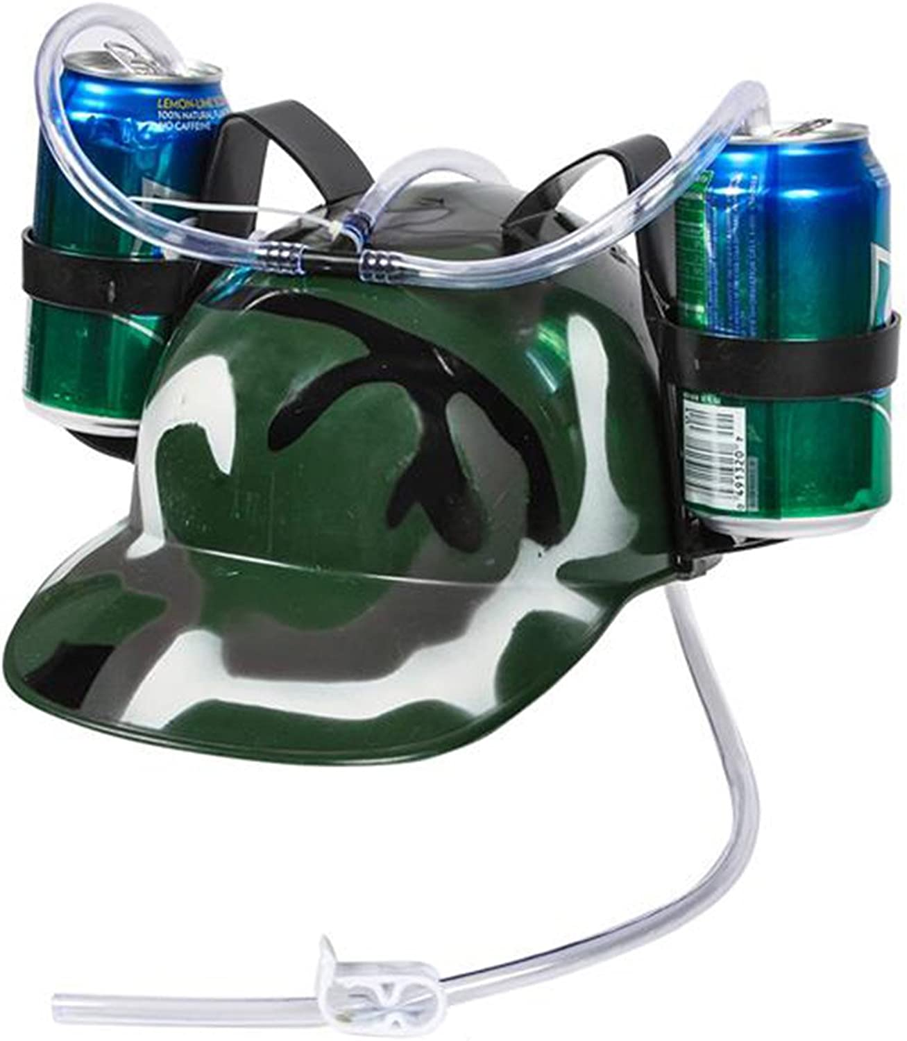 Mozlly Camoflauge Drinking Helmet Party Hat Novelty Accessories - Party Theme - Item #102004