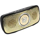 Monster SuperStar 24k BackFloat HD Bluetooth Speaker, Black/Gold