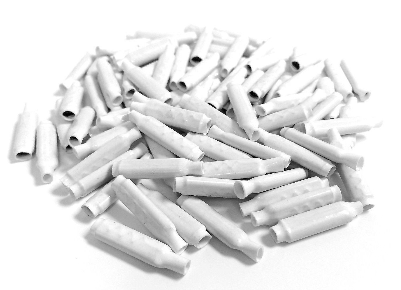 White B-Connector Wire Splices for Low Voltage (100 Pack) - - Amazon.com