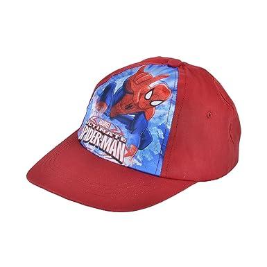 3d964a30 Kids Baseball Cap Boys Hat Marvel Spiderman Adjustable Velcro Fastening One  Size: Amazon.co.uk: Clothing
