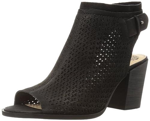 0ac48a34f4c Vince Camuto Women's Lidie Dress Sandal, Black, 5.5 M US: Amazon.ca ...