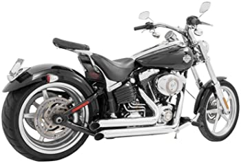 4. Freedom HD00060 Exhaust (Declaration Turn-Outs Chrome Dyna),1 Pack
