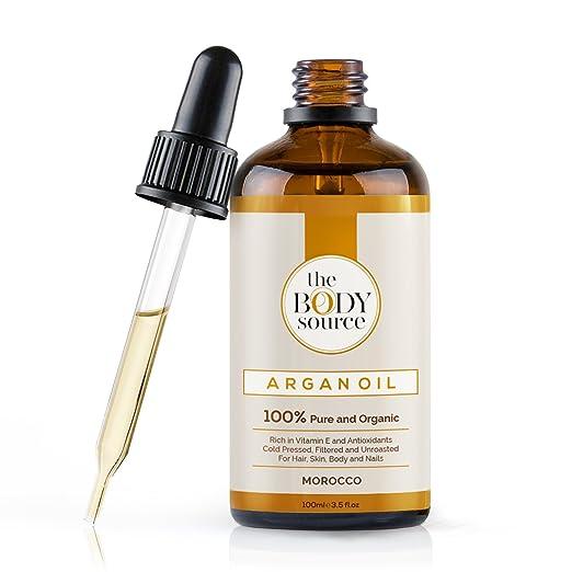 537 opinioni per Olio di Argan puro al 100%- Ricco di vitamina E e antiossidanti- Adatto per