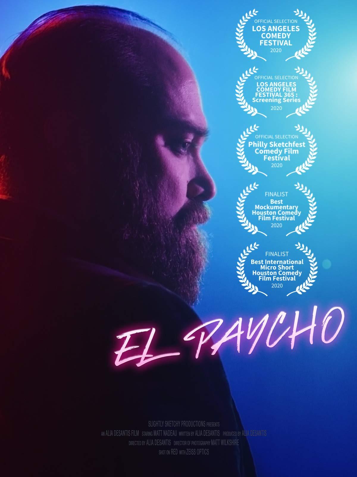 El Paycho on Amazon Prime Instant Video UK