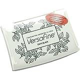 Tsukineko VF000082 Full-Size VersaFine Instant Dry Pigment Ink, Onyx Black
