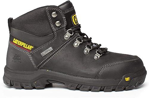Cat ® Framework Safety Boots Black