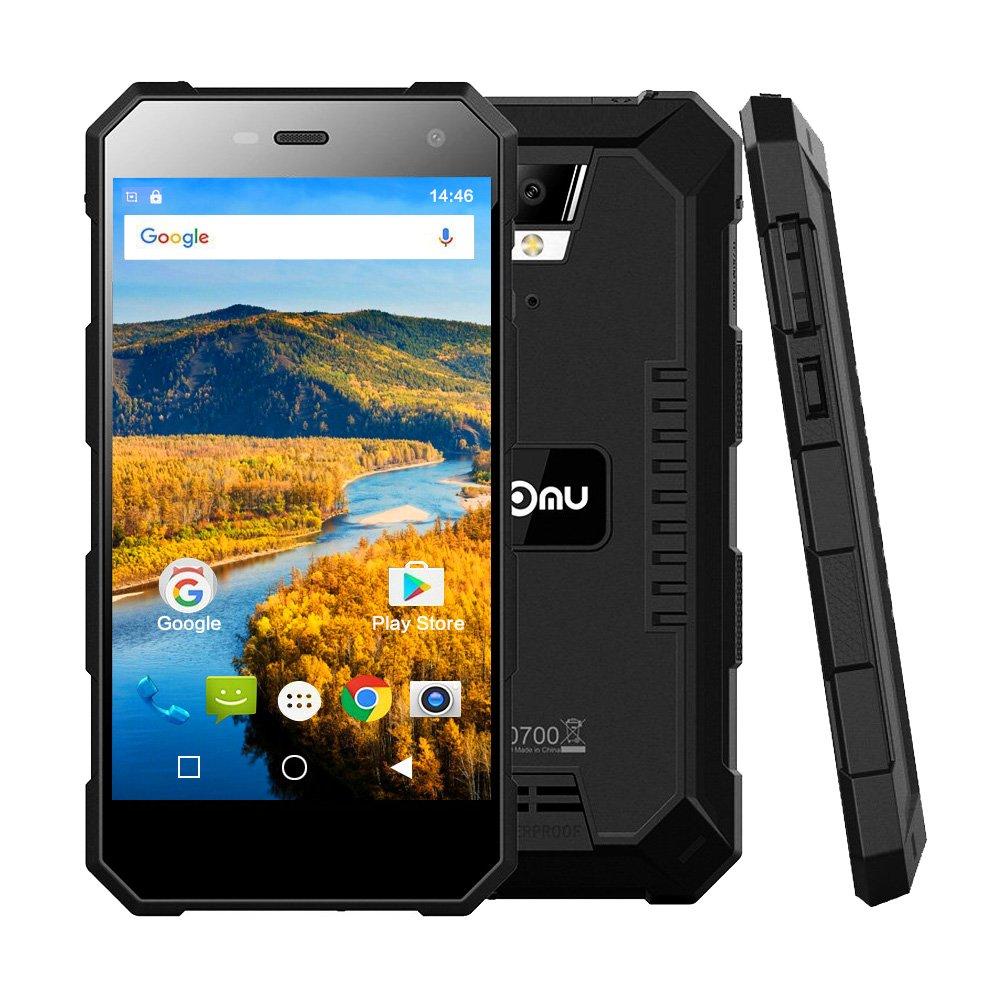 NOMU S10 Smartphone Móvil Libre(2017 Última Versión)4G Android ...