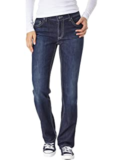 Pioneer 3293 6520 665 Stretch Jeans SALLY dark used: Amazon