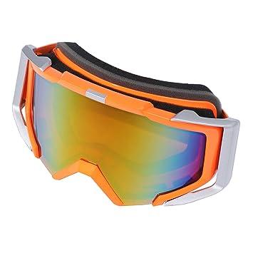 Gafas de equitación bicicleta gafas de moto gafas graduadas de multifunción anti niebla UV400 viento polvo