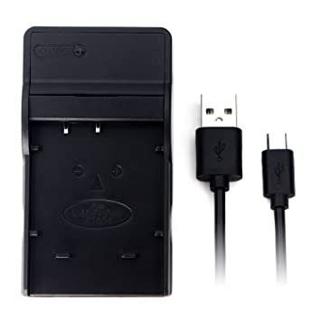 NP-50 USB Cargador para Fujifilm FinePix F200EXR, F300EXR ...