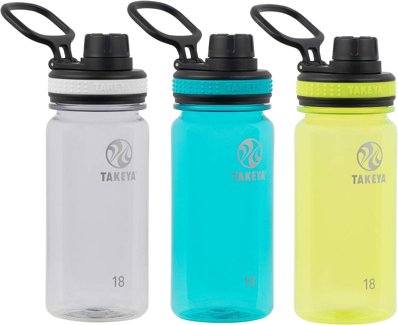 Takeya Tritan Spout Bottles