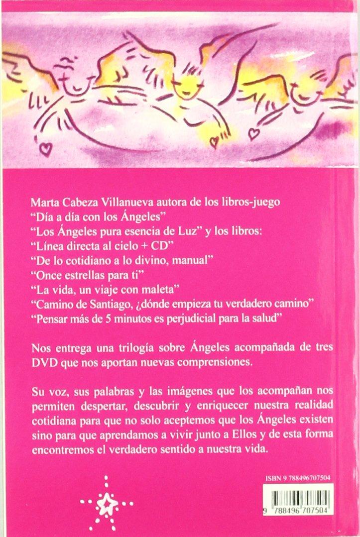 ANGELES, REALIDAD DIVINA EN+DVD: Marta Cabeza: 9788496707504: Amazon.com: Books