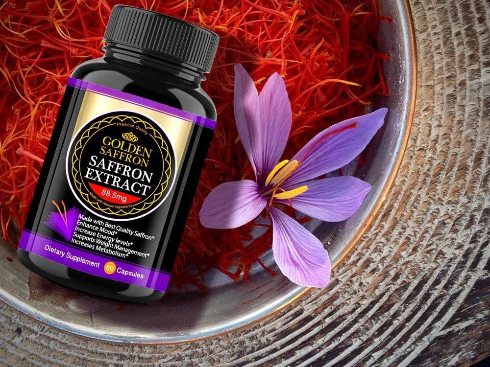 Amazon Com Golden Saffron Saffron Extract 8825 Vegetarian