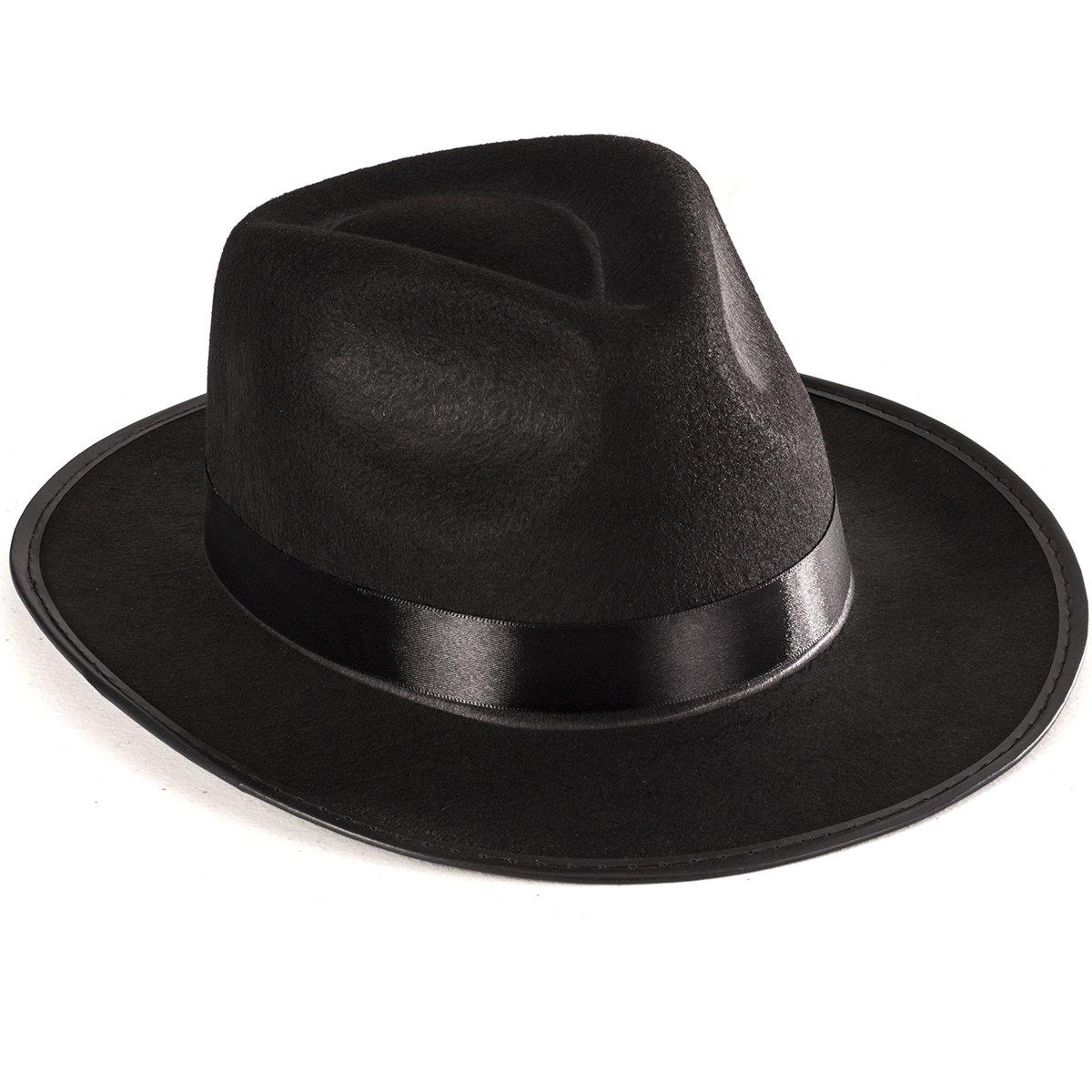 1920s Gangster Hat: Amazon.com