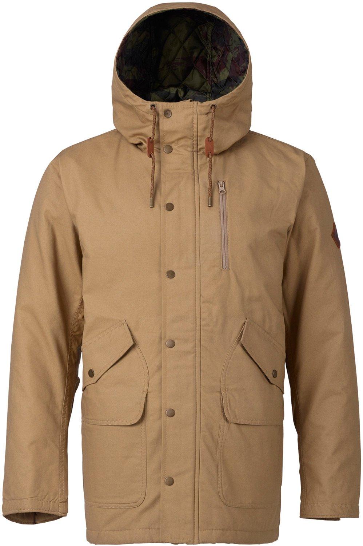 Burton Men's Sherman Jacket, Kelp, Large by Burton