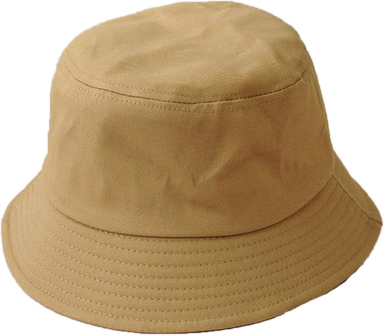 Unisex Cotton Bucket Hats...
