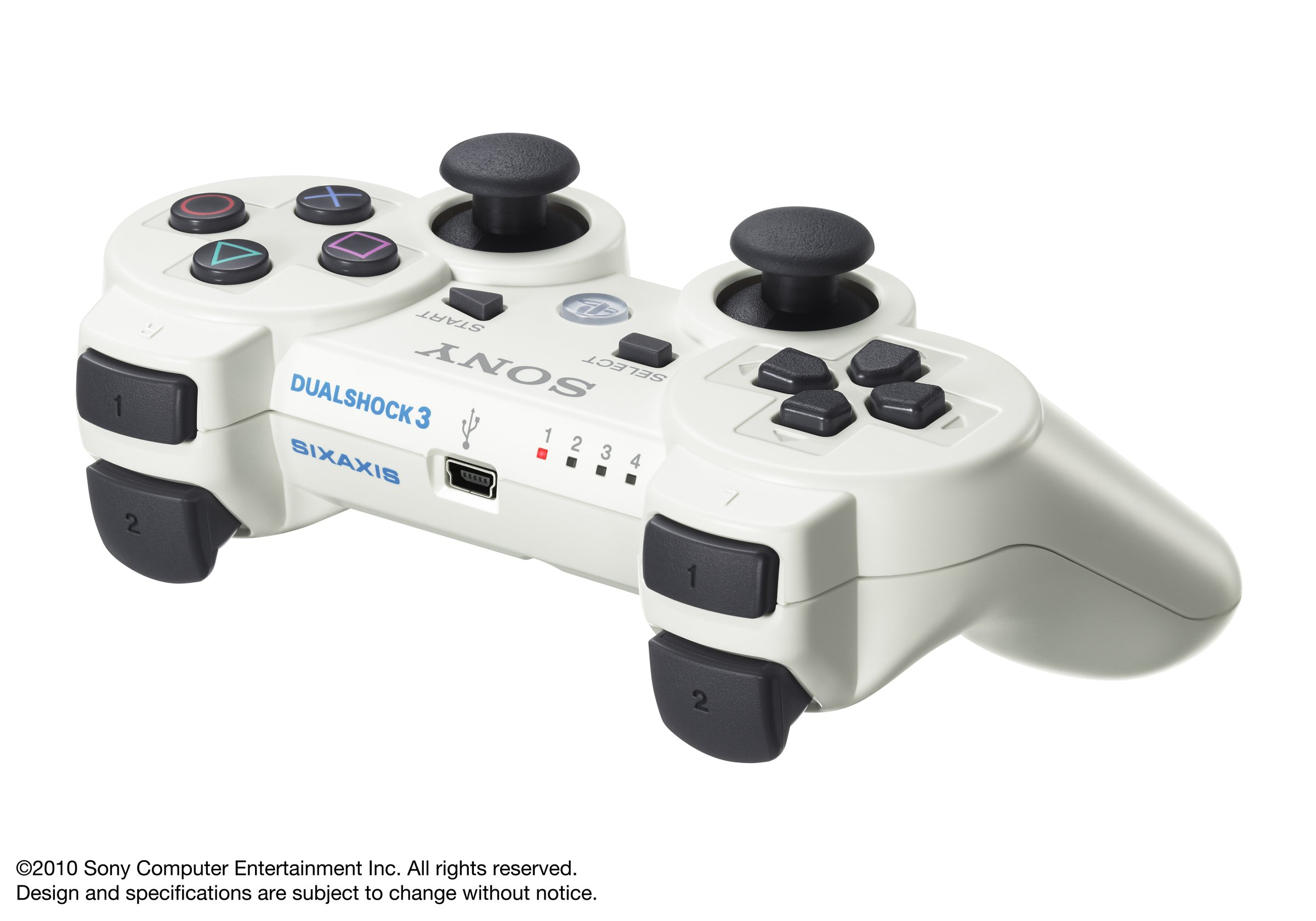 Dual Shock 3 (Classic White) [Japan Import]