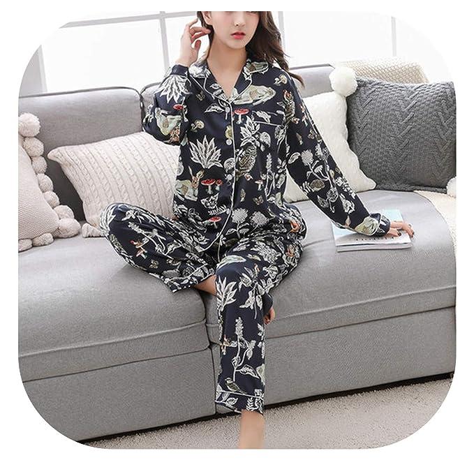Amazon.com: Sexy Pijama Pijama Pijama Pijama de seda para ...