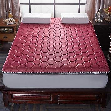 Amazon.com: LQ&XL - Colchón de futón japonés, almohadilla de ...