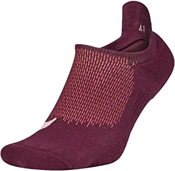 Amazon.com : Nike Men`s Spark Wool No Show Running Socks 1 ...