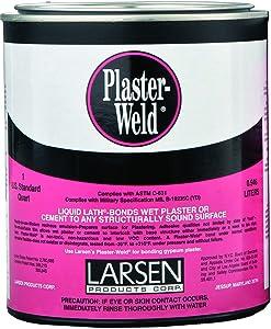 Larsen Plaster-Weld Bonding Agent Quart